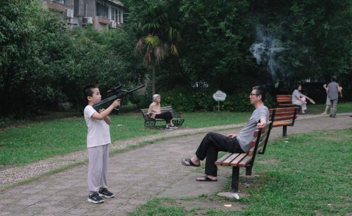 沪上一日|历史与现实,小森林里的同济新村