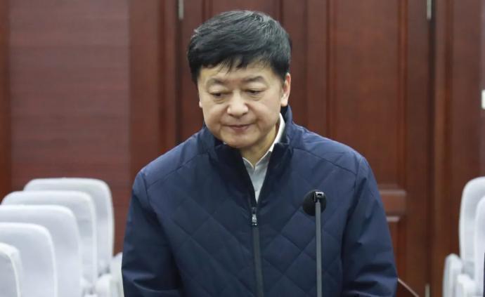 被批小官巨贪典型的黑龙江省贸促会原会长王敬先获无期徒刑