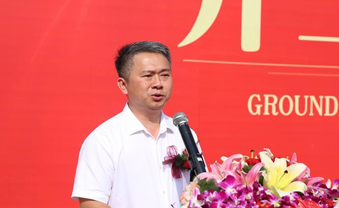 在疫情防控中表现突出的曾昭长已升任海南省卫健委副主任