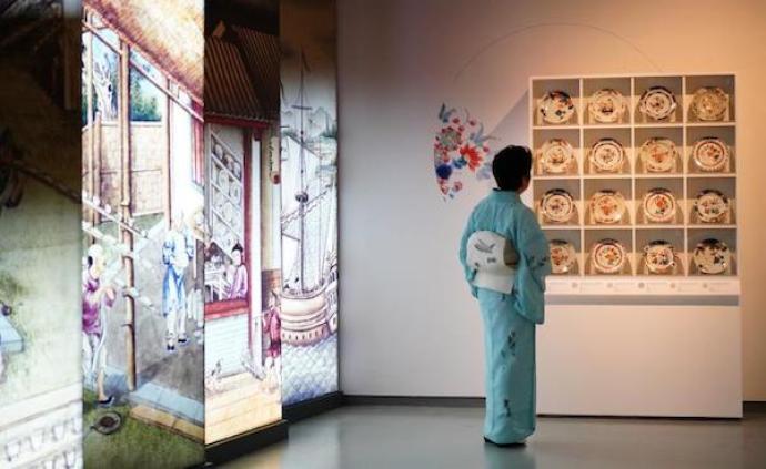成都博物馆疫后首展伊万里瓷,再现300年中日瓷器兴衰历程