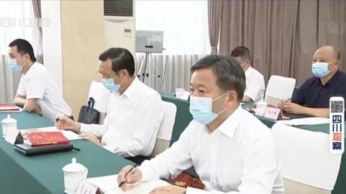 70后湖南常德市长曹立军已任四川省政府党组成员