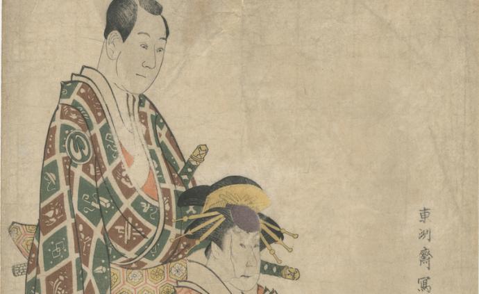 """""""梦回江户""""上海展出:看浮世绘的黎明、高峰与颓废美"""
