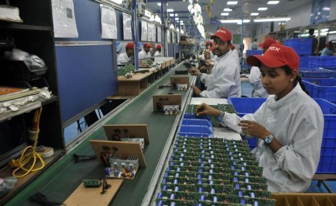 疫情下的印度|印度學者:我們的制造業還完全沒有釋放出潛力