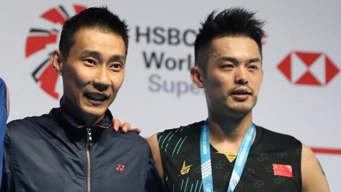 """""""一生的对手""""李宗伟回应林丹退役:他是很伟大的运动员"""