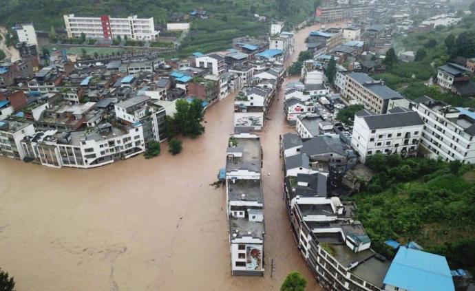 国家防总:今年洪灾已致26省区市1938万人次受灾