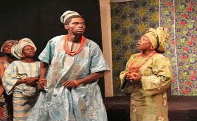八十本书环游地球︱尼日利亚:《死亡与国王的侍从》