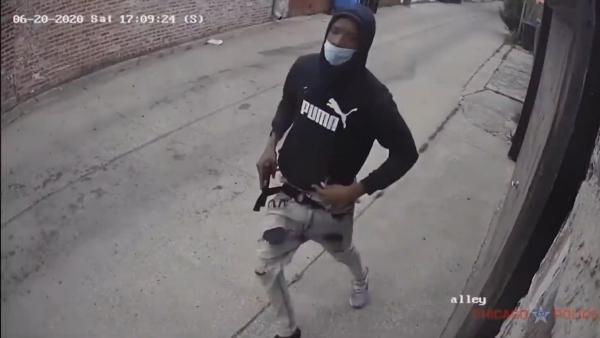 0630-询问对方身高后,美国两名非裔少年遭非裔男子枪杀