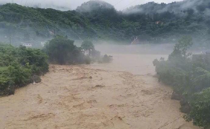 气象预警:4日至5日晚湖北西南部局地发生山洪灾害可能性大