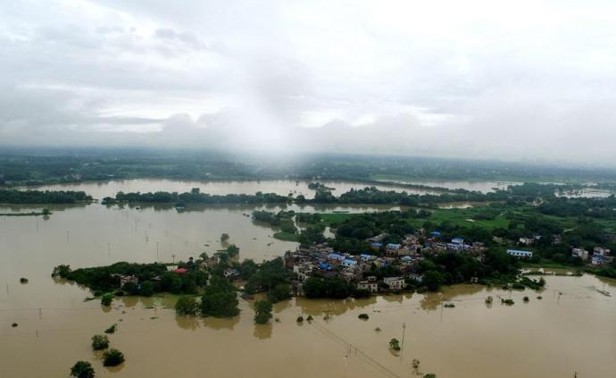 山洪灾害红色预警,安徽将重大气象灾害应急响应提升至二级