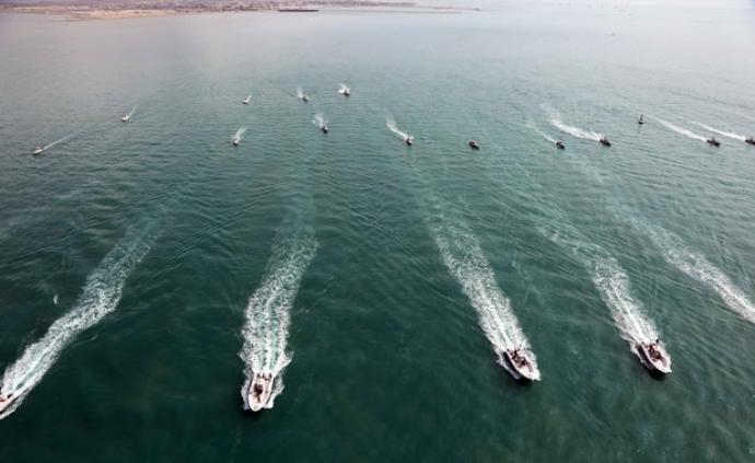 伊朗革命卫队海军司令:伊朗有能力完全掌控霍尔木兹海峡