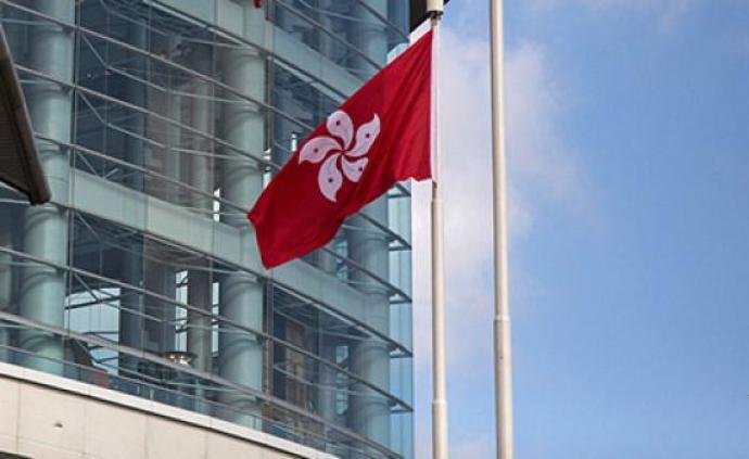 """香港各界青年代表力挺香港国安法:确保""""一国两制""""行稳致远"""