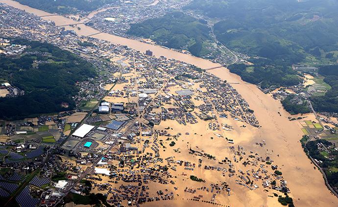 早安·世界|日本九州地区熊本县强降雨致死至少20人