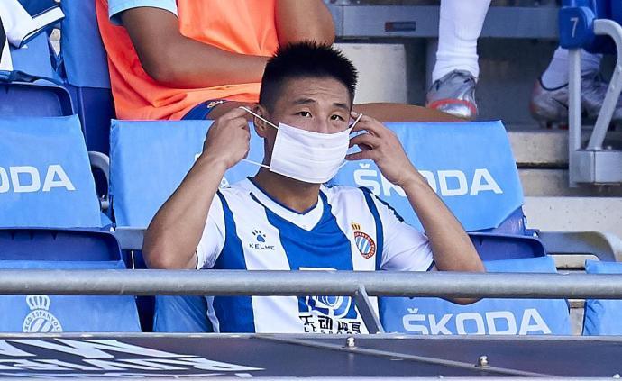 体坛联播|武磊西班牙人濒临降级,拉莫斯持续为皇马进球