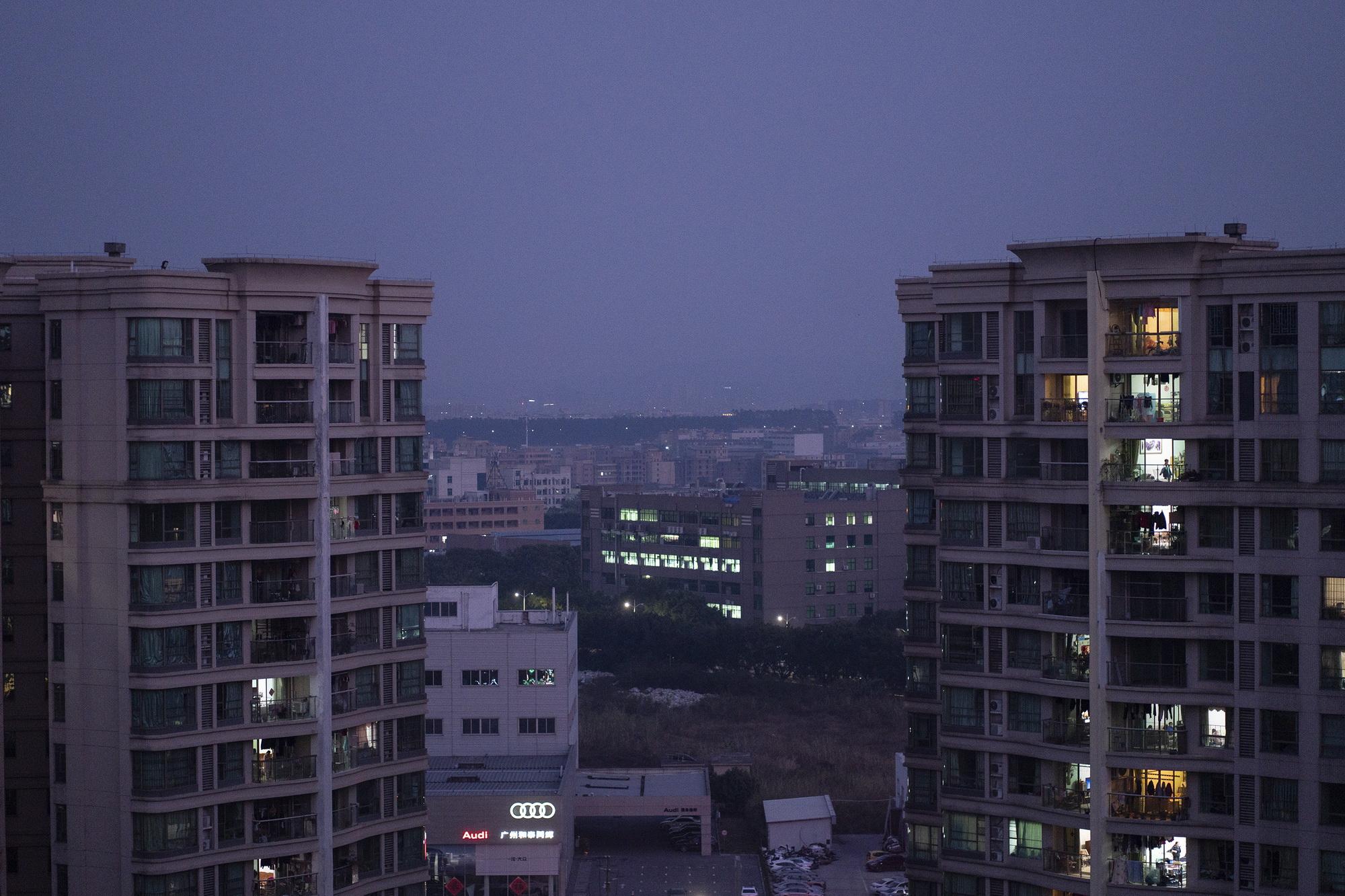 2020年2月20日,夜幕降临,陈敏的直播也开始了。