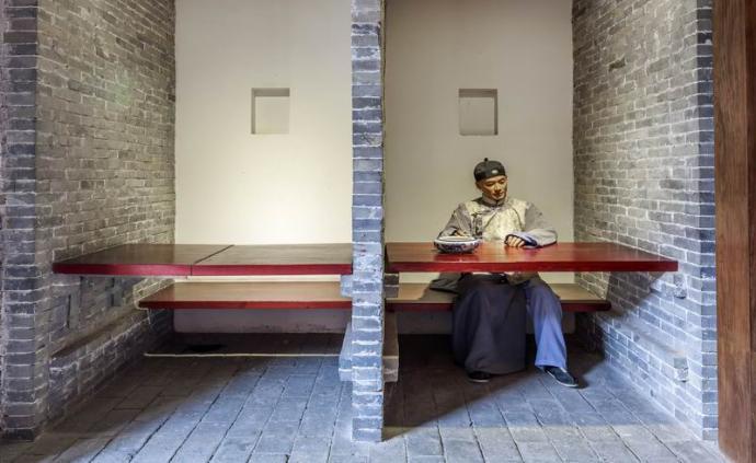清朝的科举制度:从发达到走入死胡同