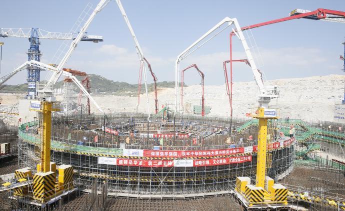 福建省上半年核电建设投资52亿元,完成年计划的47%