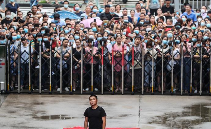 中國一周圖片精選|第12期(6月29日-7月5日)