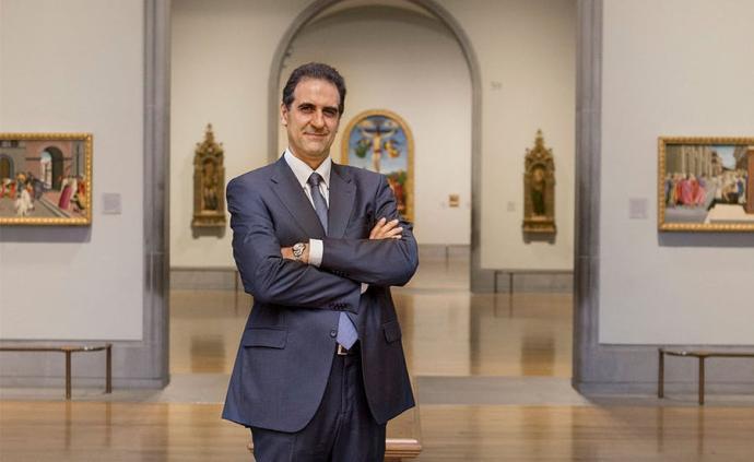 伦敦国家美术馆今重开放,馆长:我们将主要和本地观众打交道