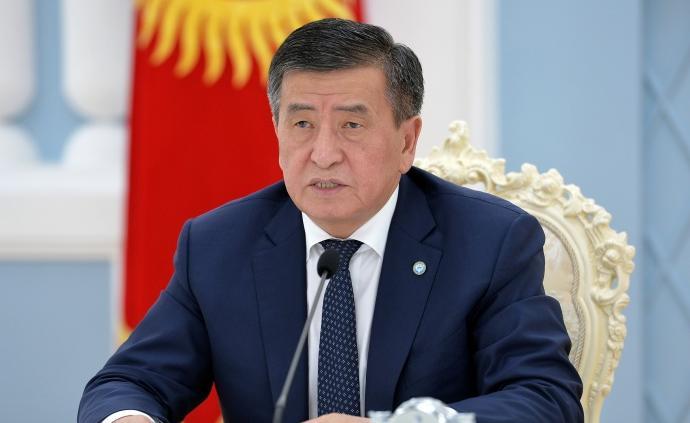 吉爾吉斯斯坦總統批評本國防疫工作不力
