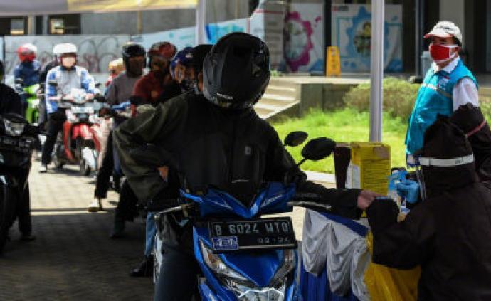 印尼兩日新增新冠死亡病例152例,創該國疫情發生以來紀錄