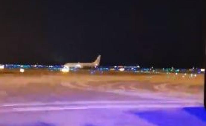 瑞麗航空通報:DR6558航班發生風擋故障,機上人員平安