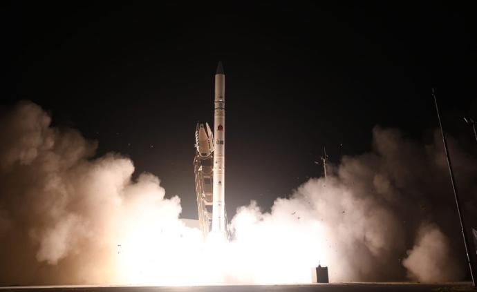 以色列成功發射新偵察衛星,以總理:增強對付敵人的能力