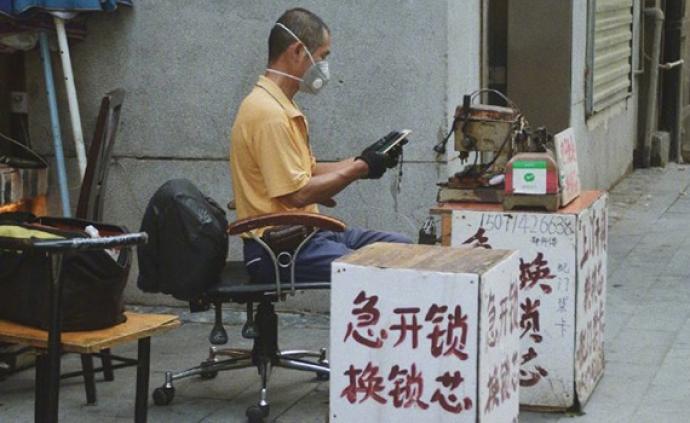 我来写高考作文丨中国面孔