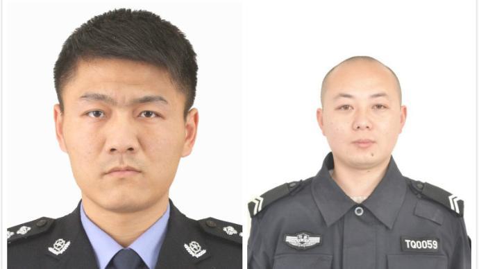 淮安警方披露警务人员牺牲细节:他们挺身搏斗,保护身后同事
