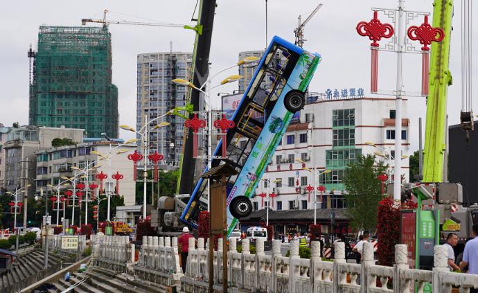 8个立即,贵州交通部门吸取公交坠湖事件教训强化出行安全