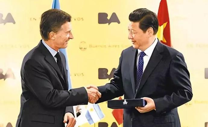 """同舟共济,习近平心中中国与阿根廷的""""知音情"""""""