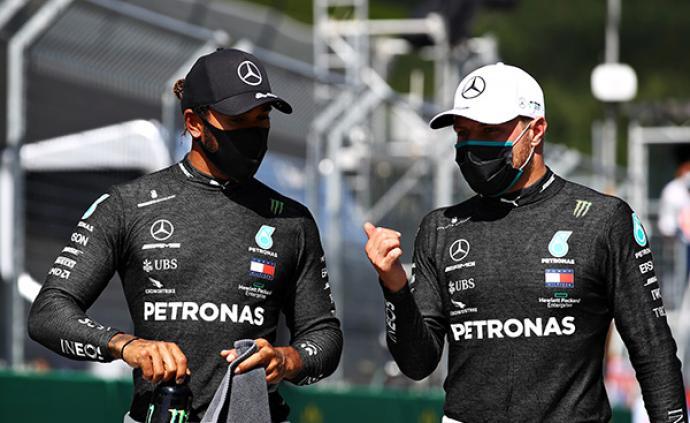 延期四个月后终于回归,能安全完成赛季就是F1的最大胜利