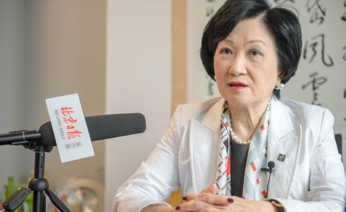 叶刘淑仪:香港教育要走出困局,至少需要5到10年