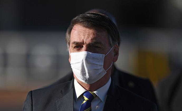 巴西总统府百余名员工感染新冠肺炎,占员工总数3.8%