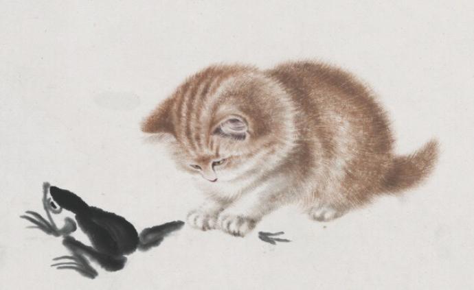 庄子不养猫:中国古人为什么养猫?