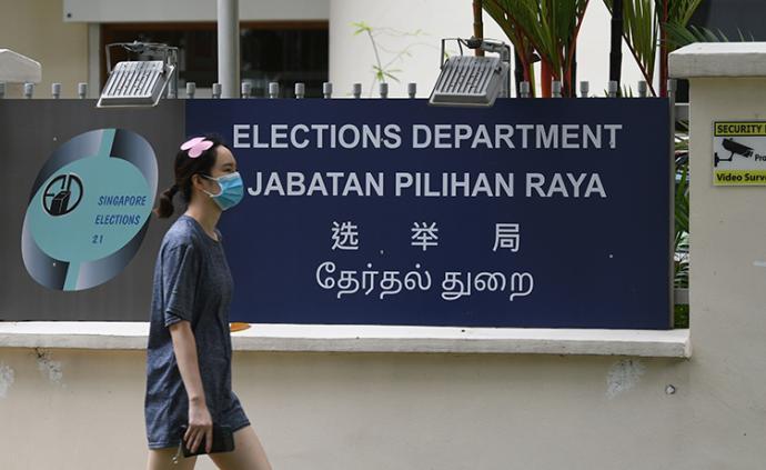 """新加坡第四代领导人的""""大考"""":不但要赢大选,还要赢得漂亮"""