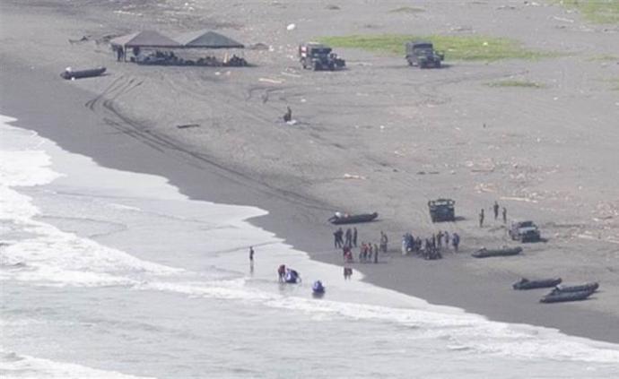 台海军陆战队连发两起死伤事故,名嘴揭此前意外已致百人死亡