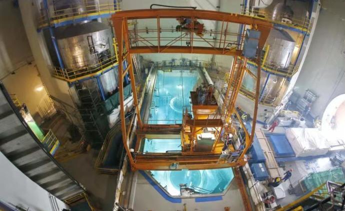 历经4年多建设,田湾核电5号机组开始首次装料