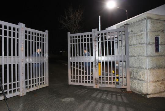 朴槿惠在首尔拘留所服刑。
