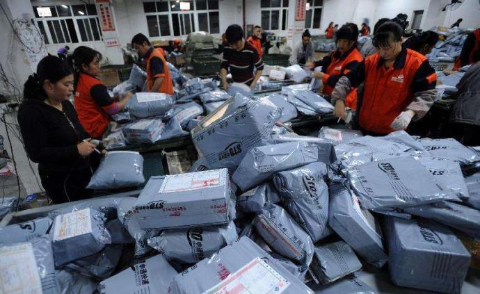 国家邮政局:上半年预计完成快递业务量同比增22.6%