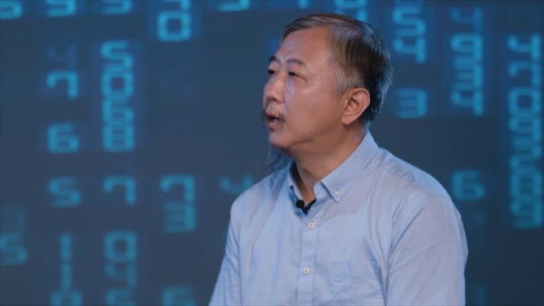 清华大学理学院院长、地学系主任宫鹏。