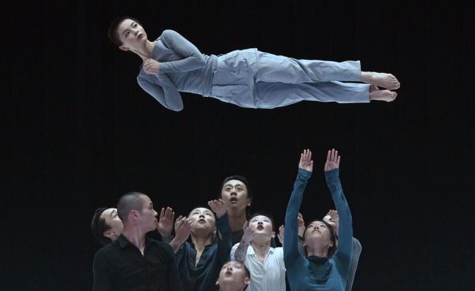 像过山车,像布朗运动,《九重奏》是一部怎样的现代舞