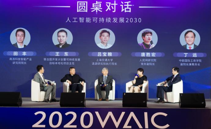 缩小数字鸿沟,AI可持续发展2030十大议题在上海发布