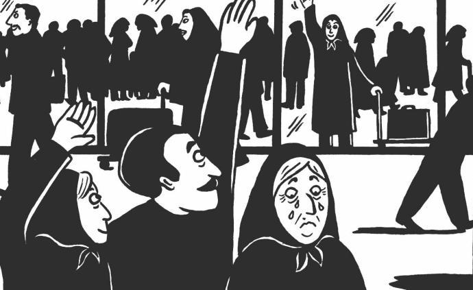 八十本書環游地球︱德黑蘭:《我在伊朗長大》