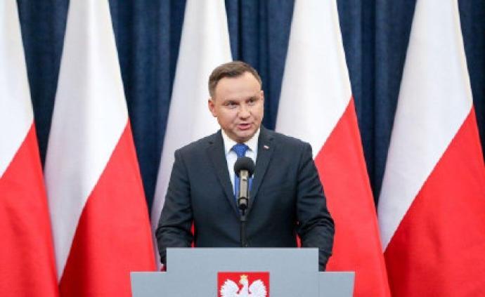 出口民调显示安杰伊·杜达赢得2020年波兰总统选举