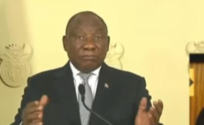 单日新增12058例确诊病例,南非总统宣布重新开启宵禁