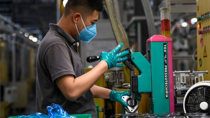 人民日报和音:中国经济持续复苏为世界注入信心