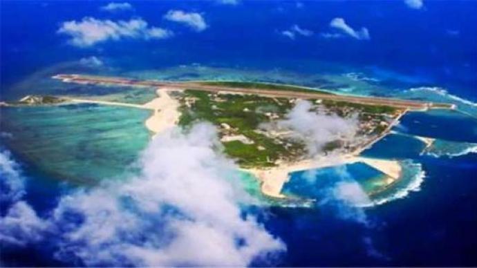 解放軍報刊文:美國在南海的軍事挑釁注定徒勞無功