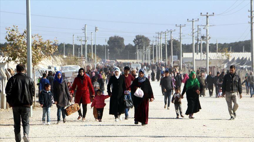 土耳其境内的叙利亚难民