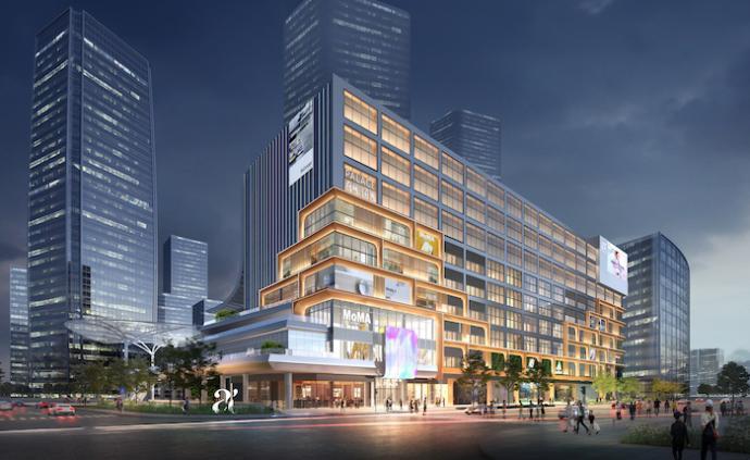 AI Plaza正式启动,开启西岸滨江商业新引擎