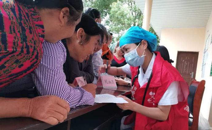 抗疫抗洪進行時,荊門市總工會啟動常態化志愿公益服務行動